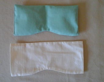 """Forest Dream"""" eco-healthy pillow for eyes  Size:  8″ x 3,2″ (9 cm x 20 cm)"""