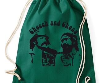 Cheech and Chong gym bags