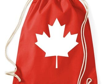 Canada Maple Leaf Bag