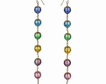 The Studio Fifty-Four Swarovski Crystal Earrings