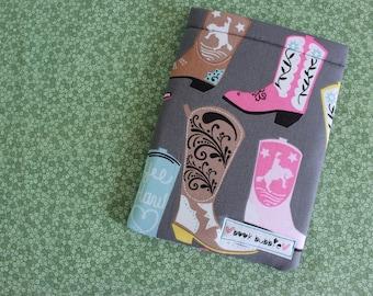 Mini Book Sleeve Boots