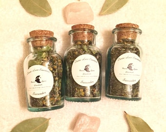 Surrender ~ HERBAL TEA / Relax / Surrender / Calming / Sedative