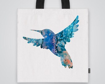 Swallow  Tote  Bag Shoulder Bag Market Bag Art Print