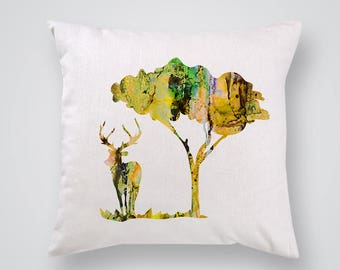 Taking a break  Print Pillow Cover Throw Pillow Home Decor