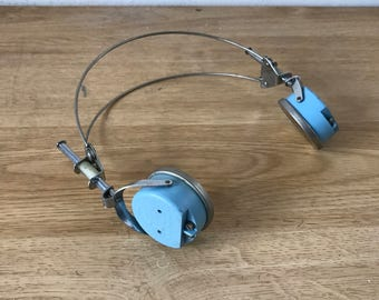 UNITRA Tonsil W 66 cool vintage headphones