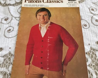 Patons Classic #106