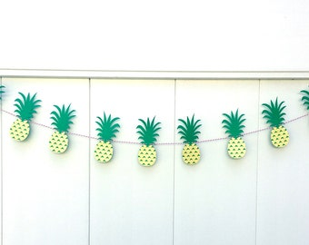 Party Like a Pineapple Garland