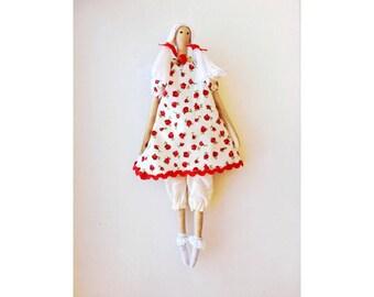 Tilda Angel Doll Home Decor Gift for Her
