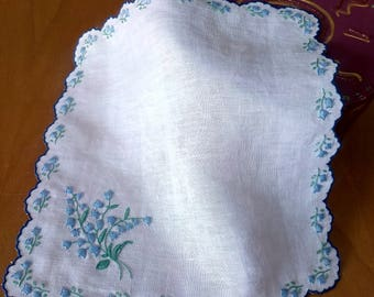 Refined ladies handkerchief