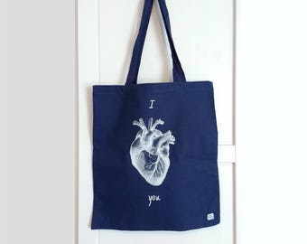 I Heart You - Tote Bag