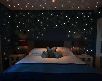355 PCs light stars star fluorescent M1172