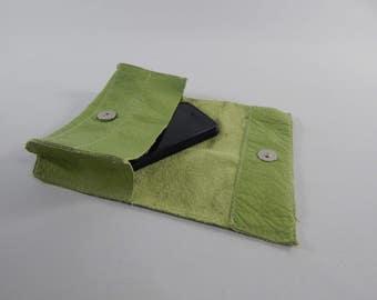 Cellphone Belt Case-Green