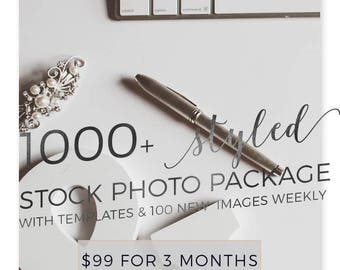 1000+ Styled Stock Photos & Update Package