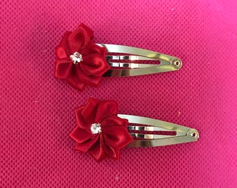 2 inch Snap Hair clip