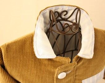 Light brown baby jacket, corduroy, size 62