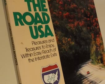 On The Road USA, set of 2 books, East-West & North-South, Readers Digest, Travel