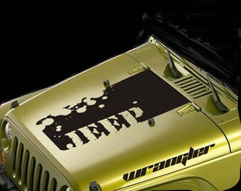 Jeep Hood Decal Etsy UK - Jeep hood decalsall that wander are not lost compass jeep hood decal sticker