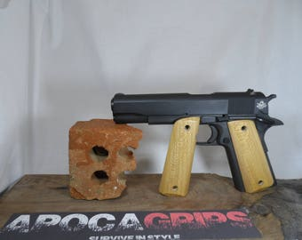 Lacewood 1911 grips - Full size