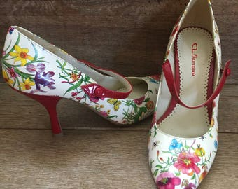 Put a Little Spring in Your Step Heels
