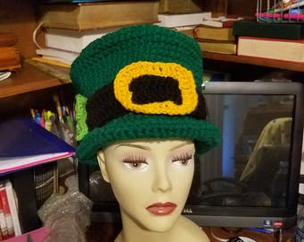 St Patricks Day tophat