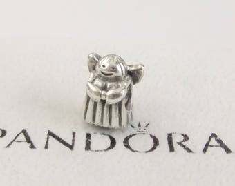 Authentic Pandora Sterling Silver Angel of Hope Charm 790337 ALE 925 stamped