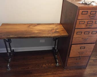Industrial Desk - Handmade/finished