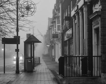 Town of Fog | A4 Photograph