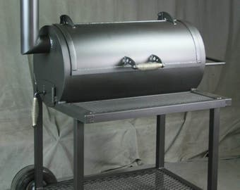 BBQ Pit - Heavy Duty BBQ Pit - Texas BBQ Pit - Barbecue Grill - Barbeque Pit - Grill - Barbecue Pit - Texas Pit - Texas Pit