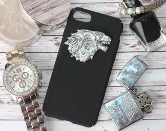 Phone Case Stark Game of Thrones-Khaleesi-Unique present Stark-Decoden phone case-unique phone case-Personalized custom phone case