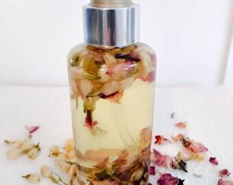 Jasmine, Rose + Ylang Ylang Bath and Body Oil