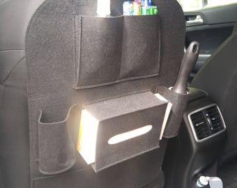 Seat Organizer Deluxe Uber/Lyft