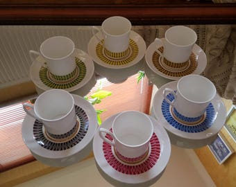 Beautiful Vintage Cup and Saucer Set