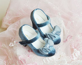 1/3bjd Sd16 shoes &1/4bjd msd,Elegant lady high heel shoes
