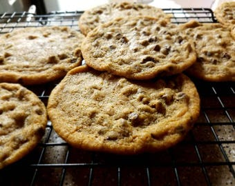 Simply Homemade Chocolate Chip Cookies