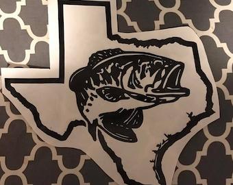 Texas Bass Fishing