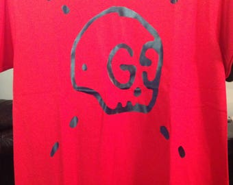 Gucci Ghost Influenced T Shirt