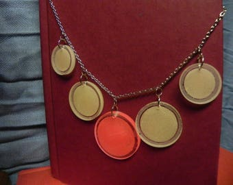 Glowing Sunset Necklace