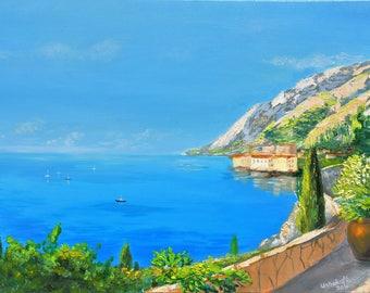 The Crimean coast