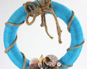Beach Wreath I