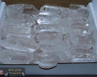 Quartz Crystal Collection 1 Lb 3 Oz Natural Clear Points 07407