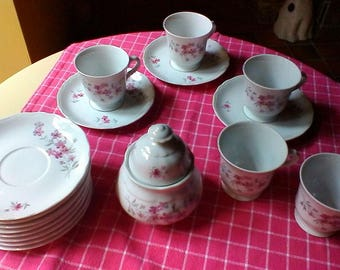 Tea or Coffee Set - Tirschenreuth vintage set