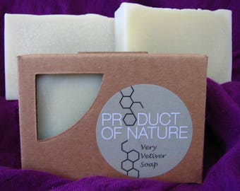 Very Vetiver Soap - Limited Time Offer