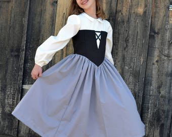 Sleeping Beauty, Briar Rose Costume Dress, Adult