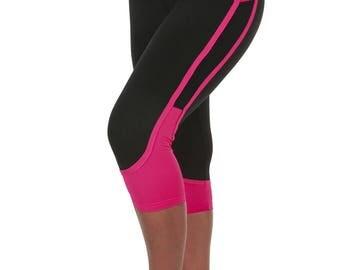 Verscos Women's Stretch Capris Cropped Tight Leggings 5117