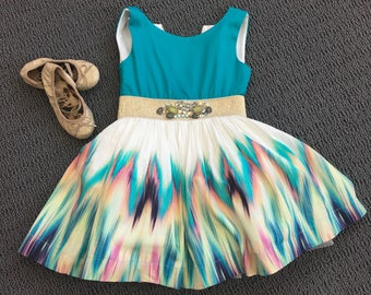 Gently used Little Girls Dress