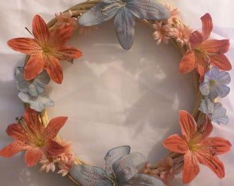 Medium Floral Wreath