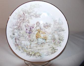 Vintage Royal Grafton Proposal plate