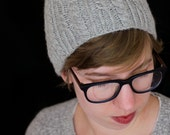 Cryolite Cabled Hat Knitting Pattern