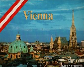Vienna 111 Colour Photographs - Vintage Travel Book