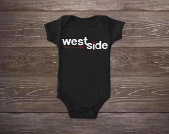 West Side Baby Onesie